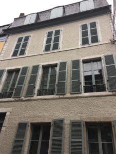 peinture façade immeuble pau 64