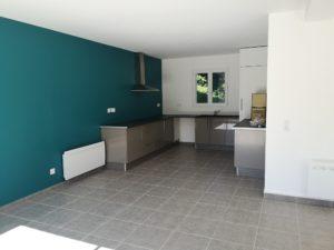 peinture murs cuisine 64